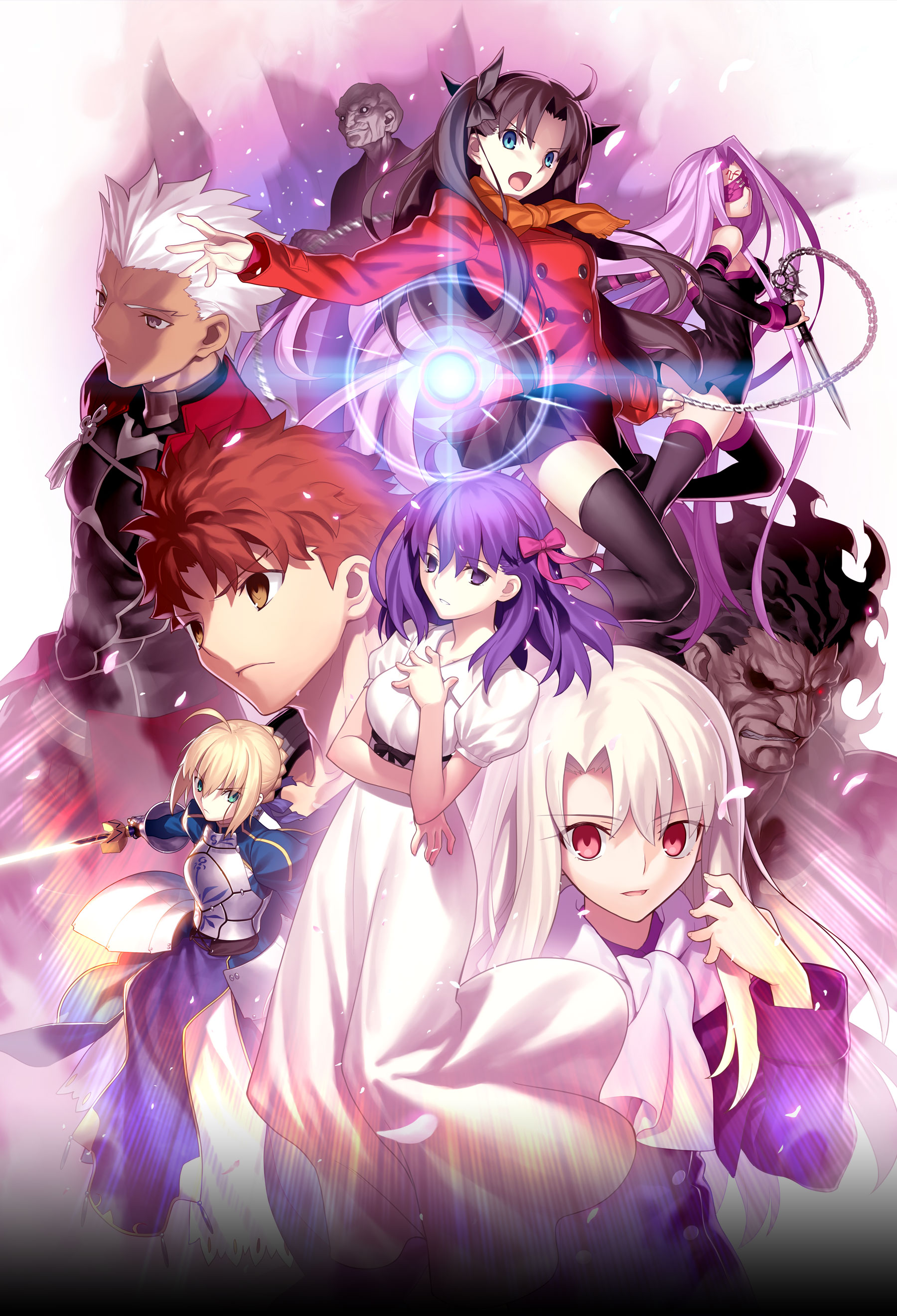 「Fate/stay night [Heaven's Feel]」の画像検索結果